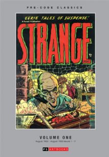 Pre-Code Classics Collected Works - Strange Fantasy (Vol 1)